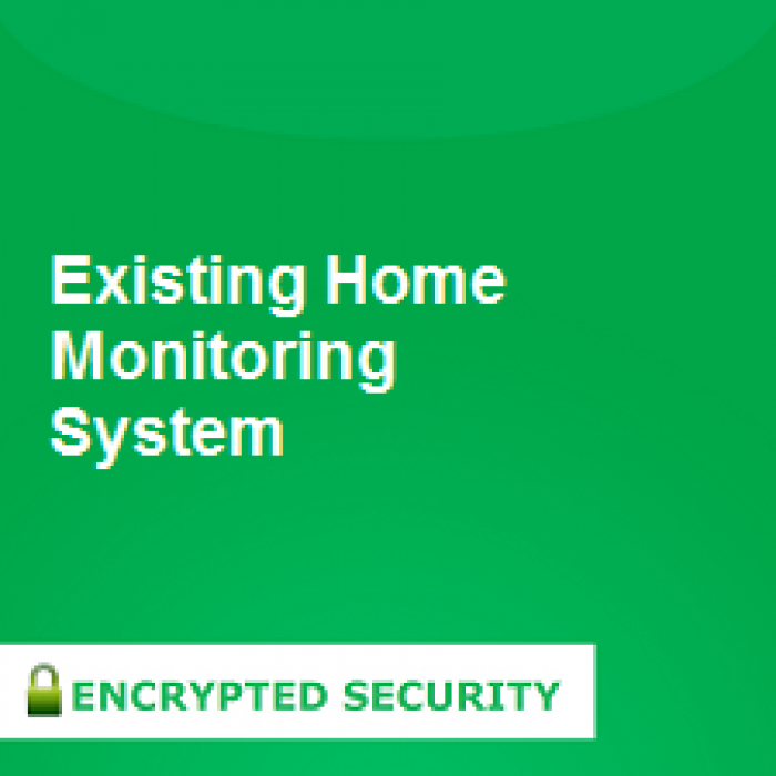 Existing Home Monitoring System